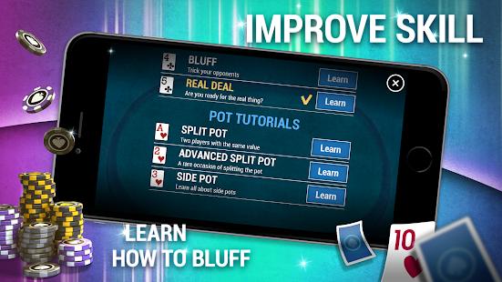 How to Play Poker - Learn Texas Holdem Offline - náhled