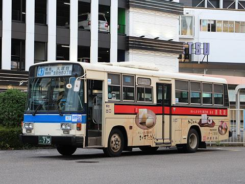 宮崎交通 775号車