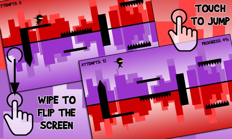 android Flip Hero Screenshot 0