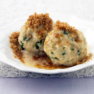Cabbage Dumplings.