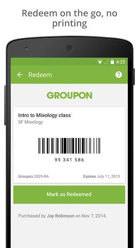 Groupon - Shop Deals & Coupons screenshot 5
