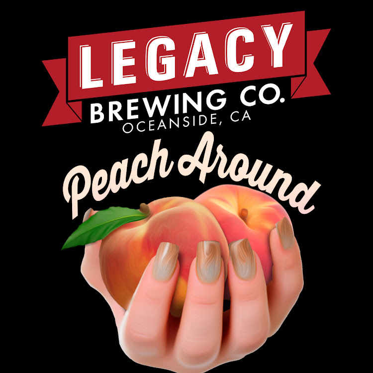 Logo of The Peach Around