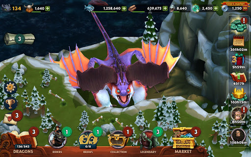 Dragons: Rise of Berk android2mod screenshots 6