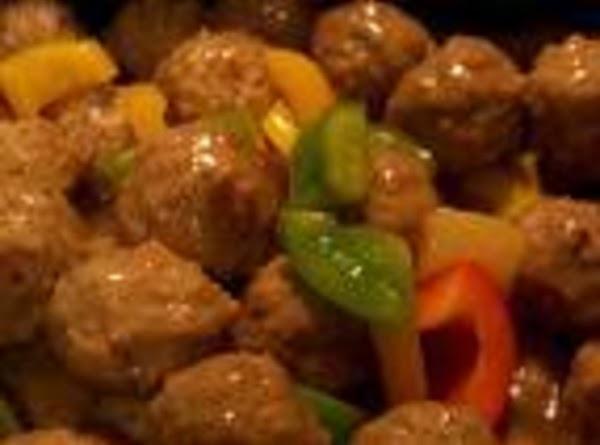 Church Gathering Sweet & Sour Meatballs Recipe