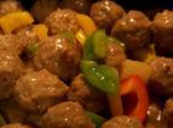 Church Gathering Sweet & Sour Meatballs Recipe