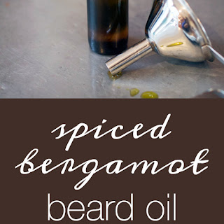 Spiced Bergamot Beard Oil