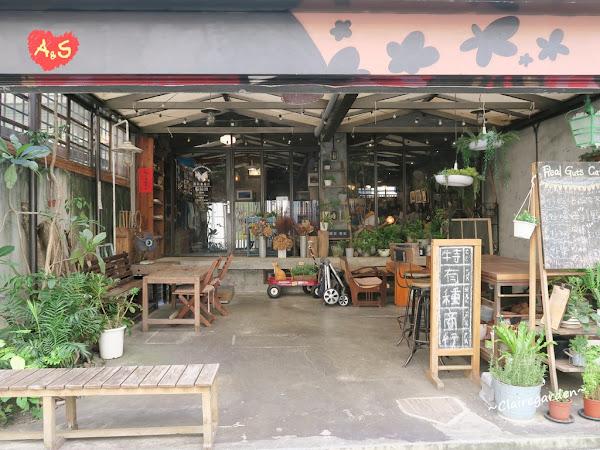 特有種商行~老房子餐廳,文青雜貨詩意風(附菜單)