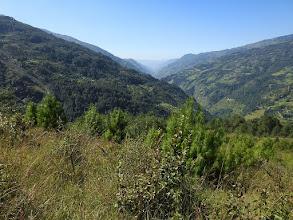 Photo: Montée vers Ningali