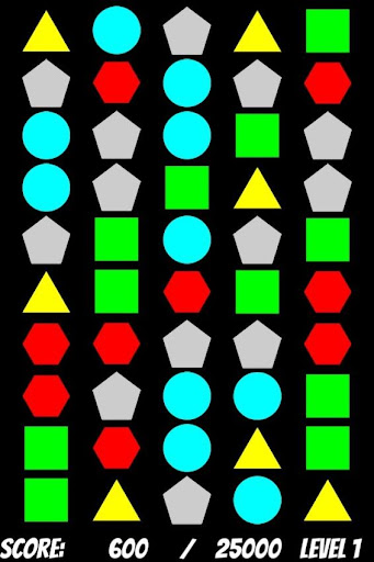 Geometry Match 3