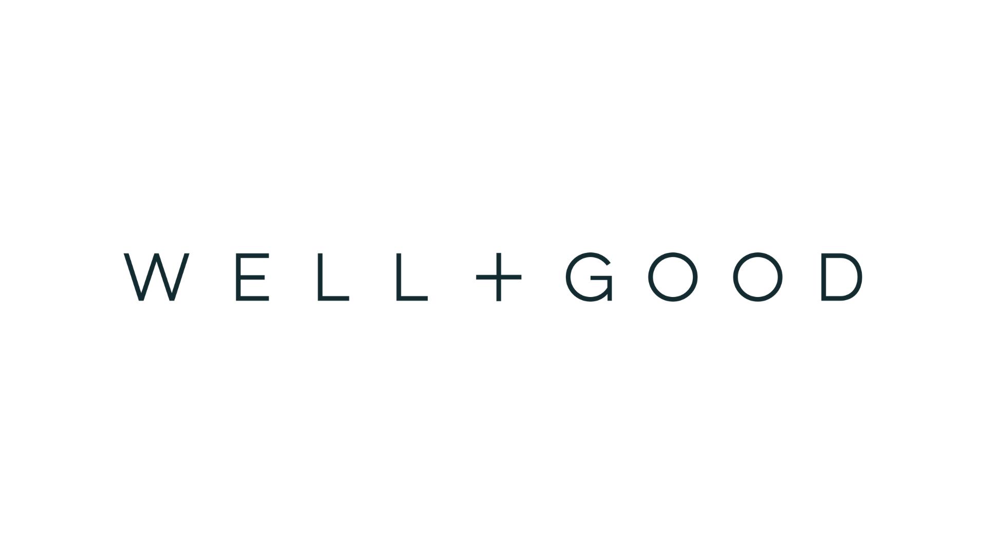 well + good logo