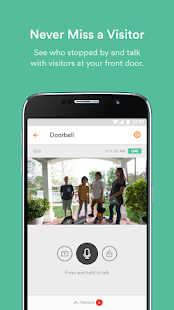 Vivint Smart Home- screenshot thumbnail