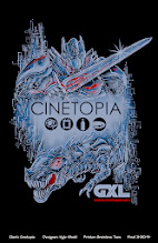 Photo: Front 'Transformers: Age of Extinction' deisgn for Cinetopia Tshirt.