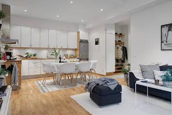 Appartement 4 pièces 85,73 m2