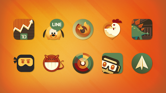 Dynasty - Retro Icon Pack 4.4 (Patched)
