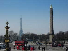 Photo: náměstí Concorde