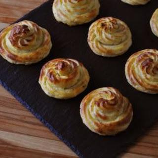 Truffle Butter Duchess Potatoes Recipe
