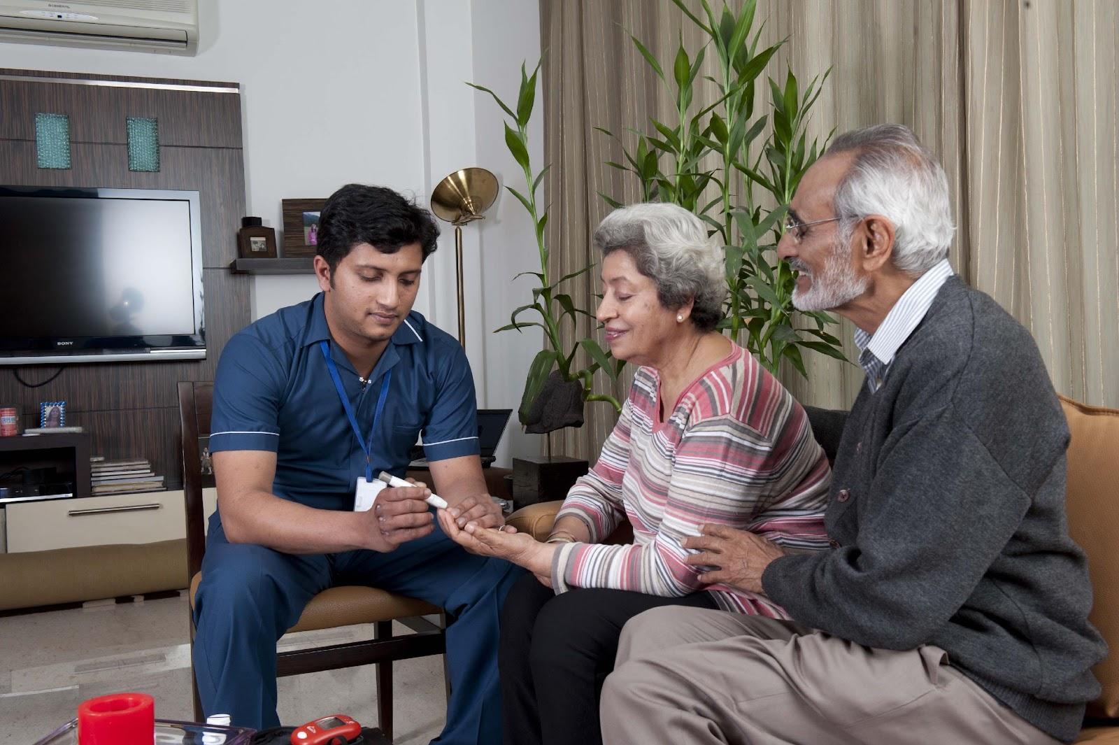 Senior Care Services in Bangalore