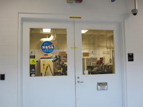 Photo: Cruising Marshall's development laboratories