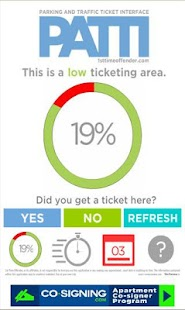 PATTI - Ticket Interface- screenshot thumbnail