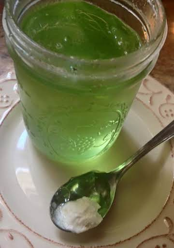 Sweet & Tart Basil Jelly