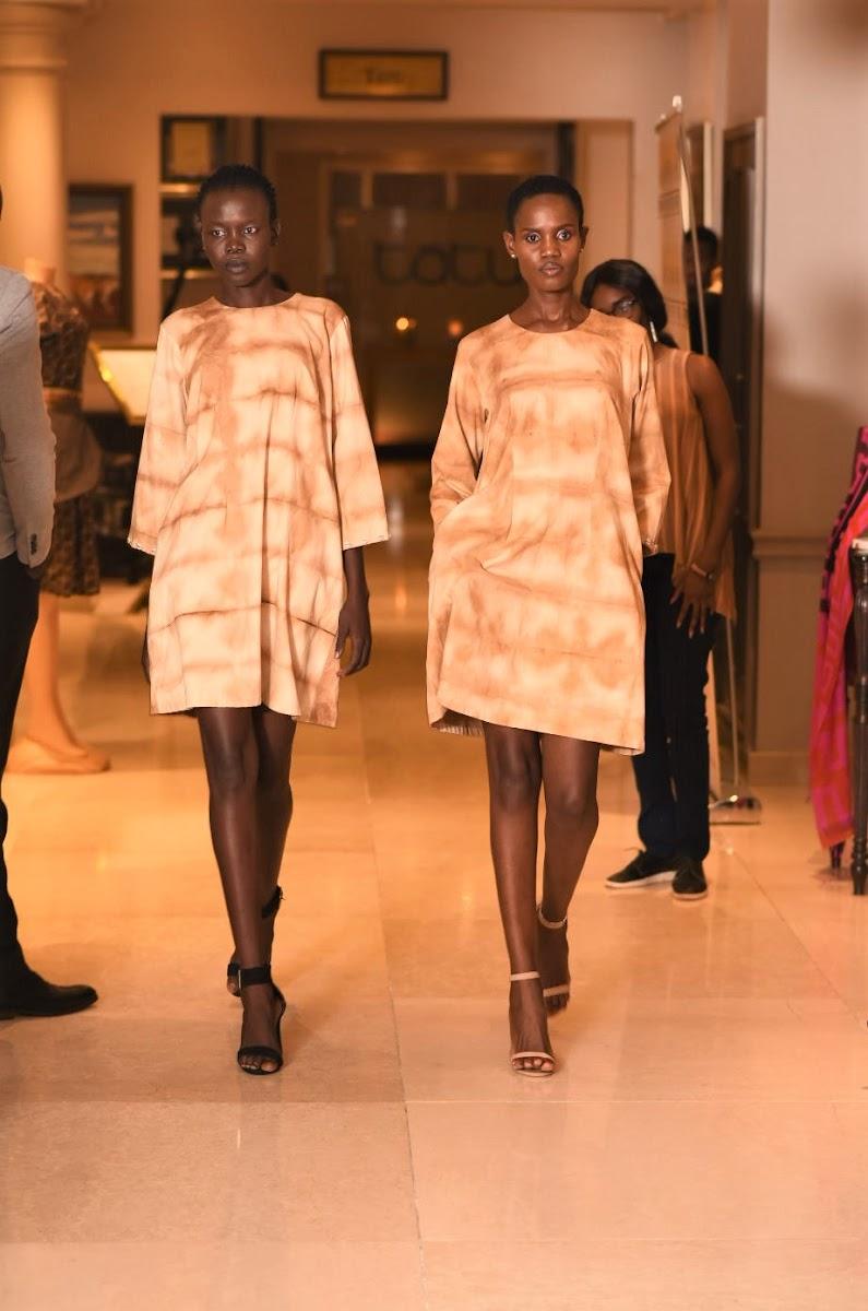 Kitenge Fashions Star At Nairobi Fashion Week