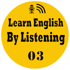 Learn English By Listening 03 icon