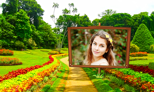 Garden Photo Frames for PC