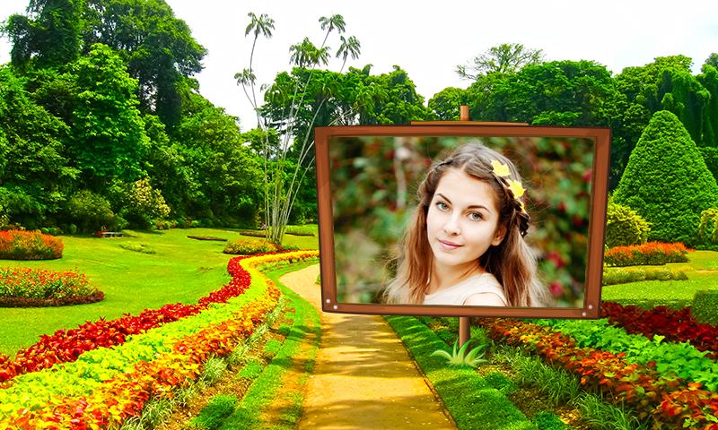 garden photo frames. Garden Photo Frames- Screenshot Frames D