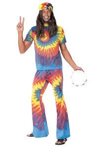 Dräkt, hippie