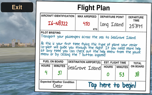 Airplane Pilot Sim 1.22 screenshots 5