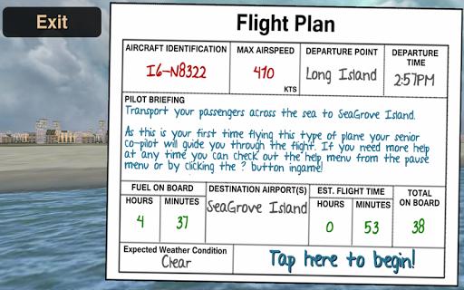 Airplane Pilot Sim screenshot 5