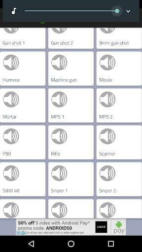 Military Soundboard 1.1 screenshots 8