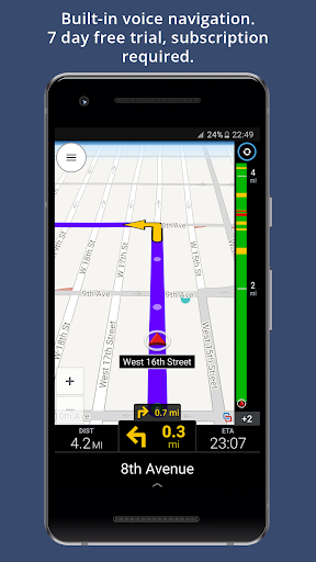 Route4Me Route Planner 4.3.8 screenshots 5