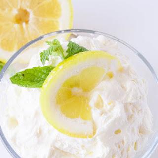 Lovely Lemon Fluff Salad.