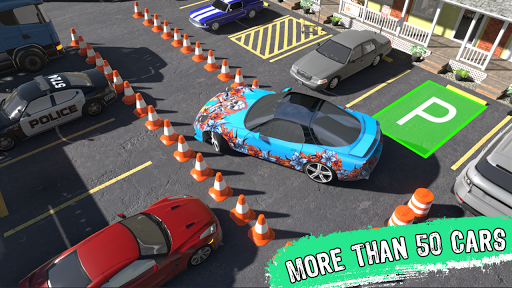 Advanced Car Parking 2020 : Car Parking Simulator  screenshots 5