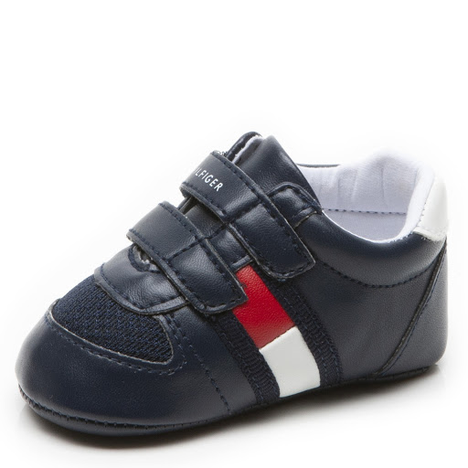 Thumbnail images of Tommy Hilfiger Pre-Walker Trainers