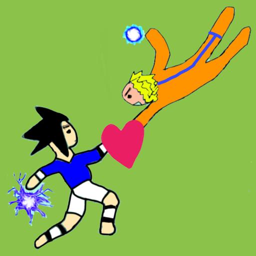 Super Anime Heroes Battle Fight Champion War Ninja icon