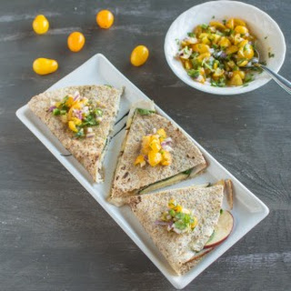 Healthy Chicken Quesadillas Recipes