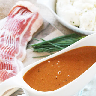 Bacon Gravy Without Milk Recipes.