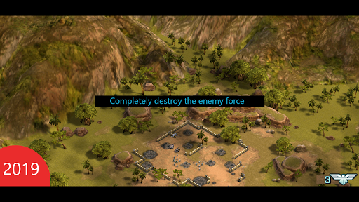 STRATEGY ALLIANCE: MODERN WARFARE - screenshot
