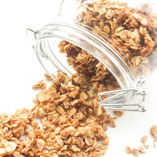 Walnut Coconut Granola Recipes