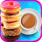 Coffee & Donuts Maker FREE