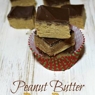 Peanut Butter Bon Bon Bites Holiday Recipes.