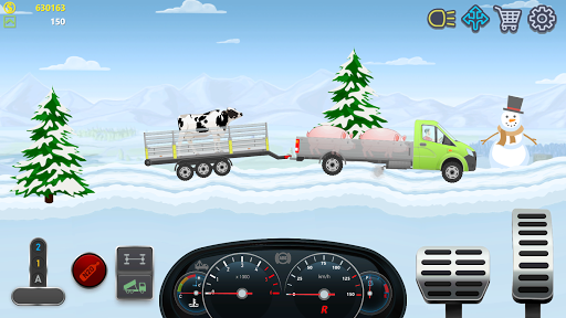 Trucker Real Wheels - Simulator apkmr screenshots 7