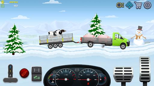 Trucker Real Wheels - Simulator 3.2.9 screenshots 7