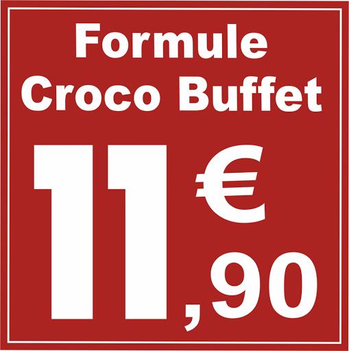 formule croco buffet