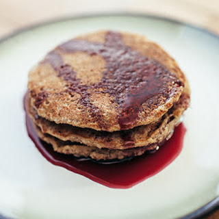 Gluten And Dairy-Free Pancakes.