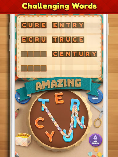 Word Crafty - Offline Word Game image | 7