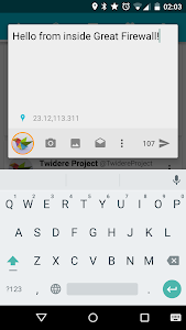 Twidere for Twitter v0.2.9.11