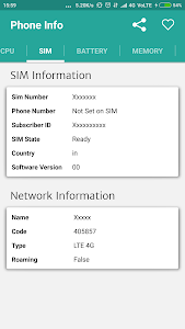 Phone Info - Device Info screenshot 6